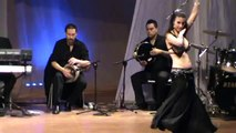 NABILA y HORUS ARAB MUSIC en ANGELS FANTASY 2011