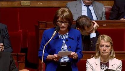 Valérie Lacroute - Difficultés budgétaires des communes rurales