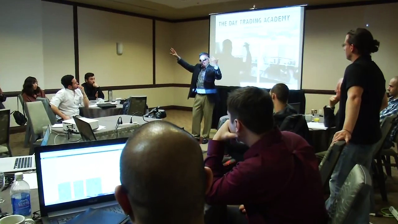 Toronto Day Trading Seminar Recap