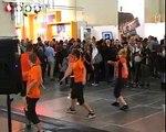 ROC Leiden Sport en Bewegen voorlichting en demonstratie SB