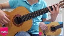 Clases de guitarra para principiantes #6: Como tocar con la mano izquierda (Fácil y básico)