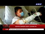 Kentex owner's son among fatalities in factory fire