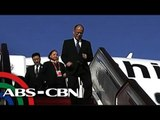 PNoy arrives in China more than a year after snub