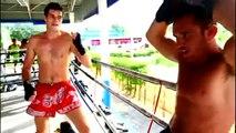 Muay Thai Training Highlight set at Phuket Top Team MMA & Muay Thai Training Camp Phuket - Thailand