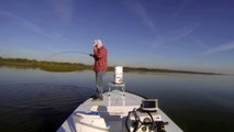 Winter Time Sight Fishing for Redfish in Charleston, SC