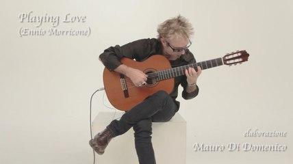 MAURO DI DOMENICO - La leggenda del pianista sull'Oceano: Playing love
