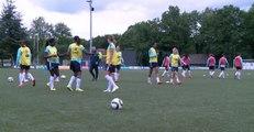 Les Bleues au complet préparent la Coupe du monde féminine 2015