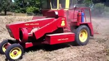 New holland 1426 self propelled small square baler 2011