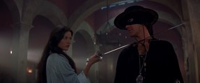 The Mask of Zorro - Antonio Banderas & Catherine Zeta-Jones