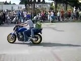 SUZUKI GSR 600 vs HONDA  CBR 1000rr & HORNET 600 & CBR 600 F2 F4i;) Moto-fun The slowest rider...