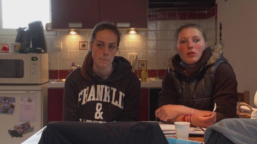 Focus - Portraits de Lucie et Vanille