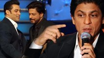 Shah Rukh Not Interested In Talking About Salman Khan?