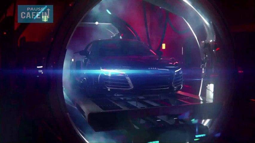 l'accouchement de l'audi Audi RS3 Sportback