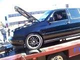 VW Jetta 2.0 Lysholm Dyno