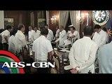 PNoy tackles 'Yolanda' rehab in Cabinet meeting