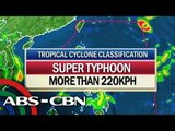 PAGASA to use 'super typhoon' category