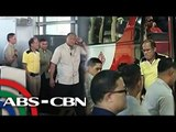 PNoy inspects terminals, airport amid Undas travel