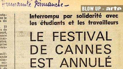 Cannes 1968 par Trufo - Blow up - ARTE