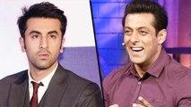Salman Khan's Fan CURSES Ranbir Kapoor
