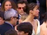 Le sein de Sophie Marceau à Cannes en 2005
