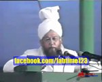 current political senerio foretold by khalifa