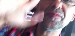 """Selfie vidéo Mathieu Vadepied, réalisateur de """"La Vie en grand"""", en clôture de la Semaine de la critique, Cannes 2015"""