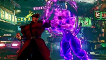 Street Fighter 5 - M. Bison Reveal Trailer de Street Fighter V