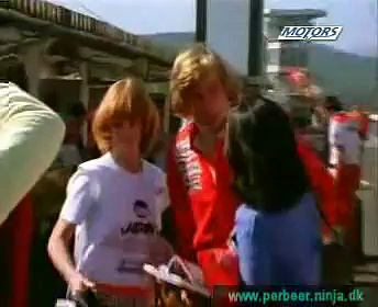Formula One Japanese GP 1977