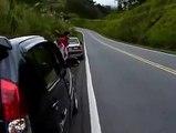 Gravity hill Malaysia - Kimanis-Keningau Highway