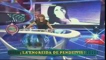 """MAGALY TEVE 07-03-2012 MAGALY MEDINA LE DICE A LUCIA OXENFORD """"MOCOSA MALCRIADA"""""""