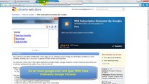 RSS Feed Training - How to subscribe to RSS Feeds