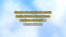 Magnificat (Lc 1, 46 - 55) - Versión Karaoke, Hermana Glenda © ®