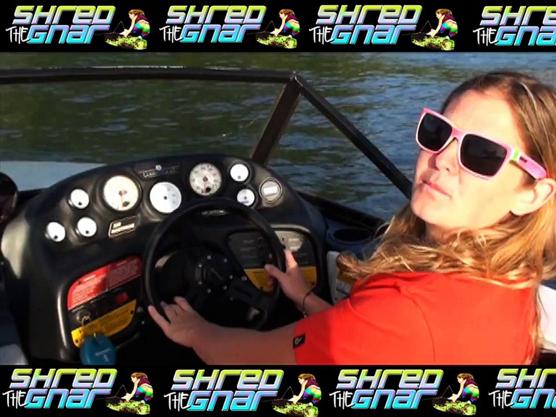 Shred the Gnar Wakeboard School Head Instructor Kara Austin
