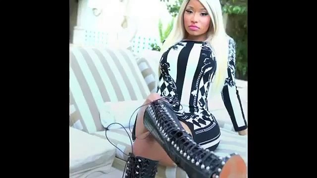 Nicki Minaj Childhood Vs Nicki Minaj Now