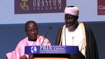 Discours de l'Imam Ashafa, lauréat 2009 du Prix de la fondation Chirac - 5 novembre 2010