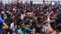 Boat people : l'Indonésie, la Thaïlande et la Malaisie rappelées à l'ordre par l'ONU