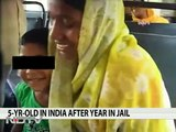 Released from Bangladesh jail, 5-yr-old tells NDTV how he spent the last year