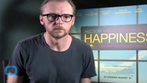 Simon Pegg Clarifies Comments on Sci-Fi Movies