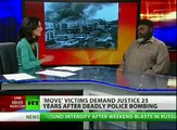 Uprising crushed: Black militant group remembered