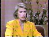"""Joan Rivers Show 1990: """"Queen of Mean,"""" McCarthy, Leona Helmsley"""