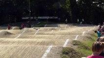 Fietscross BMX regio wedstrijd baan track Nijverdal Salland Overijssel op 8 juni 2013 ( deel 1/4)