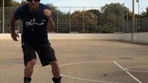 How To Rollerblade Backwards - Inline Skating Backward Tutorial