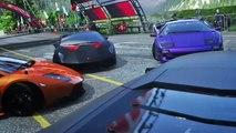 DriveClub - Les Lamborghini à l'honneur
