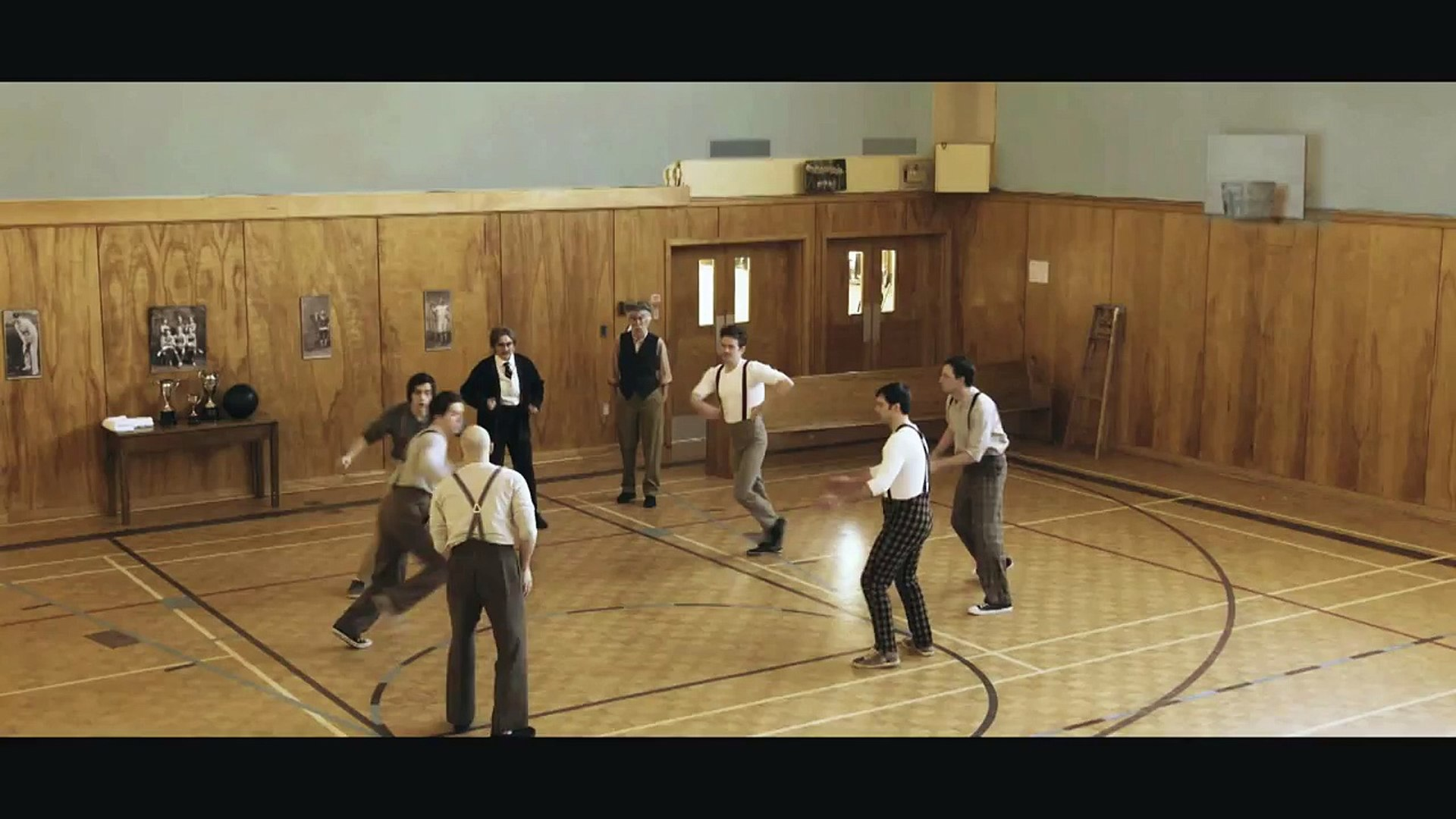 Heritage Minute: Basketball