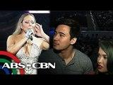 Kapamilya stars spotted at Mariah concert