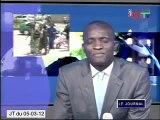 Explosion du dépôt d'armes du régiment blindé à Mpila