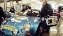Rallye Neige et Glace 2015 Vidéo-clip Dimanche 1/02 : Vérifications et prologue de nuit
