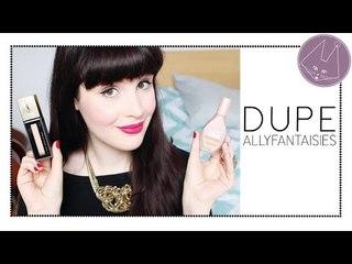 AllyFantaisies: 4 nouveaux dupes maquillage de produits de luxe