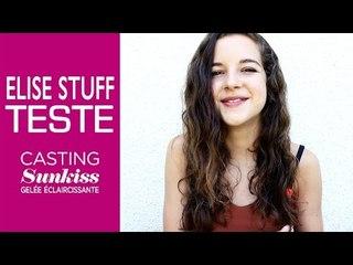 Elisestuff : Eclaircissement cheveux avec la gelée Casting Sunkiss