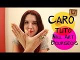 Test Caro: Kit nail art cubisme Bourjois
